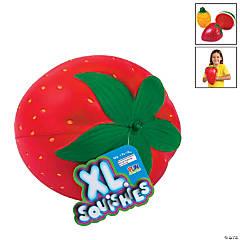 Jumbo Fruit Squishy Toys