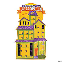 Jumbo Halloween Countdown Calendars