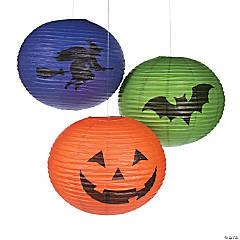 Jumbo Halloween Paper Lanterns