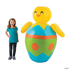 Jumbo Inflatable Easter Chick