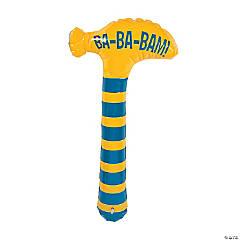 Jumbo Inflatable Hammers