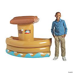 Jumbo Inflatable Noah's Ark