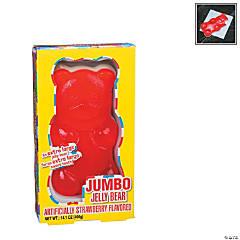 Jumbo Jelly Bear