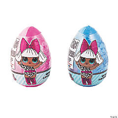 Jumbo L.O.L. Surprise!™ Candy-Filled Plastic Easter Egg - 1 Pc.