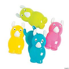 Jumbo Llama Plastic Easter Eggs - 12 Pc.