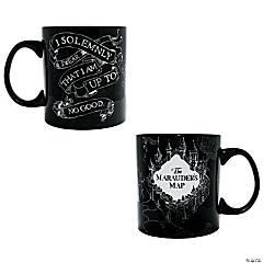 Jumbo Marauder's Map Harry Potter™ Heat-Reveal Ceramic Mug