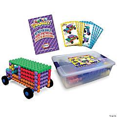 Jumbo Playstix® 80-Piece Set