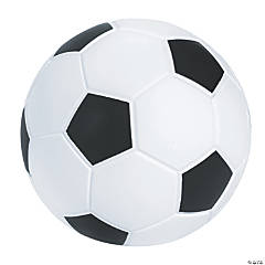 Jumbo Soccer Ball Slow-Rising Squishy Toy