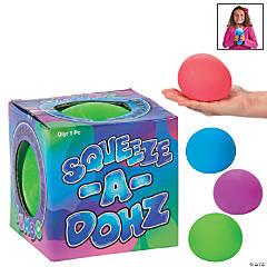 Jumbo Squeeze-A-Dohz Balls