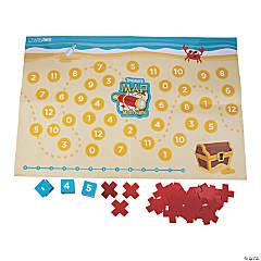 Jumbo Treasure Map Math Learning Game