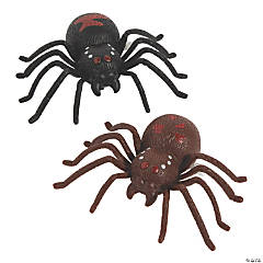 Jumbo Wind-Up Spiders