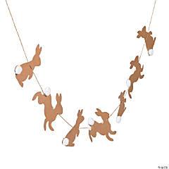 Jumping Bunny Garland