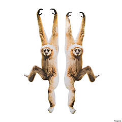 Jungle Monkey Hanging Cutout Decorations