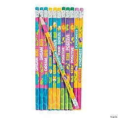 Jungle Pencils - 24 Pc.