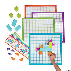 Junior Architect Blocks & Plans Set