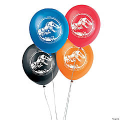 "Jurassic World™ 11"" Latex Balloons"