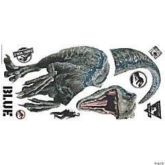 Jurassic World 2 Blue Velociraptor Decal