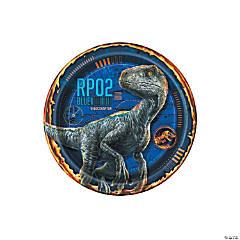 Jurassic World™ Paper Dessert Plates - 8 Ct.