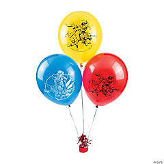 "Justice League™ 12"" Latex Balloons"