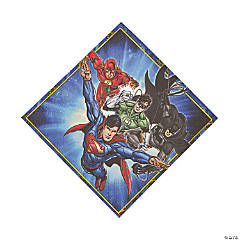 Justice League™ Luncheon Napkins
