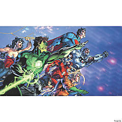Justice League  Prepasted Mural