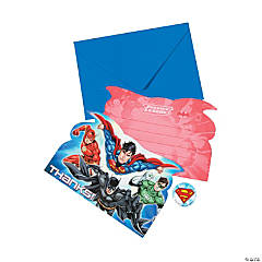 Justice League™ Thank You Cards