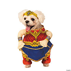 Justice League™ Wonder Woman Dog Costume - Large