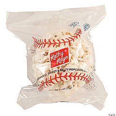 Kathy Kaye® Baseball Popcorn Balls - 24 oz.