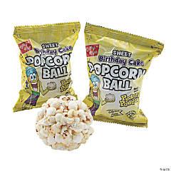 Kathy Kaye® Birthday Cake Popcorn Balls