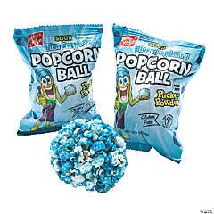 Kathy Kaye® Sour Blue Raspberry Popcorn Balls