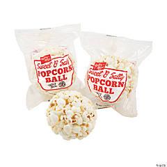 Kathy Kaye® Sweet & Salty Popcorn Balls - 24 oz.