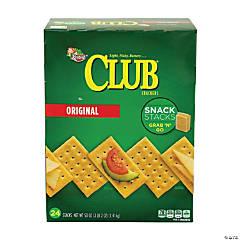 KEEBLER Original Club Crackers Snack Stacks, 50 oz