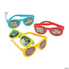 Keep Your Eyes On God Pinhole Glasses