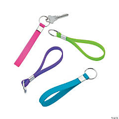 Key Ring Bracelets