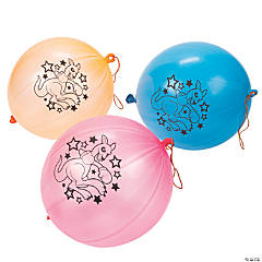 Kickin' Kangaroo Punch Ball Balloons