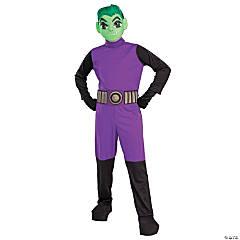 Kid's Beast Boy Costume