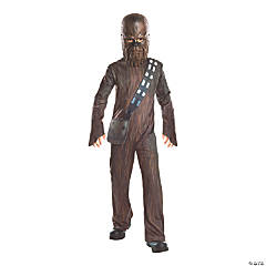 Kid's Chewbacca Costume- Large