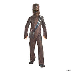 Kid's Chewbacca Costume- Small