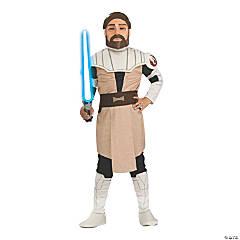 Kid's Clone Wars Obi-Wan Kenobi Costume - Small