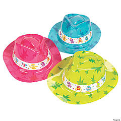 Kid's Cute Monster Fedora Hats