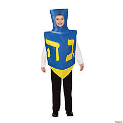 Kid's Dreidel Costume
