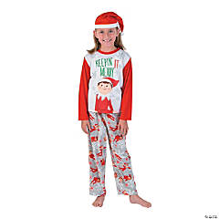 Kid's Elf on the Shelf® Pajamas - Extra Small