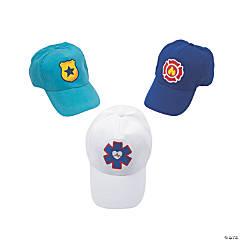 Kid's First Responders Baseball Caps