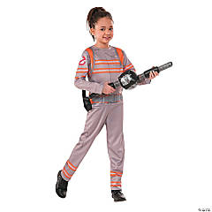 kids ghostbusters jumpsuit costume