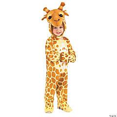 Kid's Giraffe Costume - Small