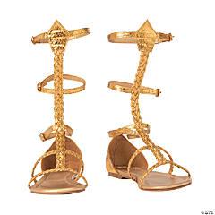Kid's Gladiator Sandals - Extra Large