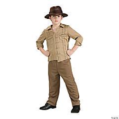 Kid's Indiana Jones Costume