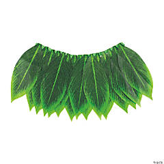 Kid's Luau Banana Leaf Skirt