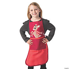 Kid's Rudolph the Red-Nosed Reindeer® Apron