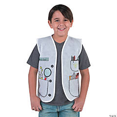 Kid's Scientist Vest